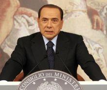 Conferenza stampa di fine anno del presidente Berlusconi