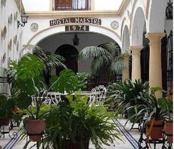Hostal Maestre a Cordoba, in Andalusia