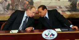 Putin e Berlusconi