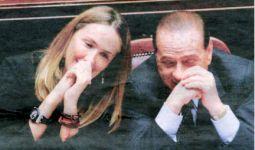 Stefania Prestigiacomo e Silvio Berlusconi