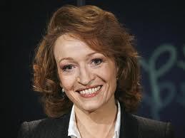 La reporter di Le Monde, Annick Cojean