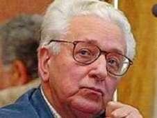 Pino Rauti, defunto segretario del Movimento Idea Sociale