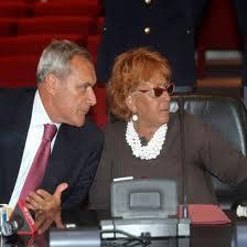 Pietro Grasso e Ilda Boccassini