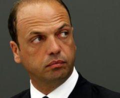 L'ex segretario Angelino Alfano