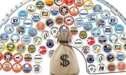 Decreto sul finanziamento pubblico ai partiti