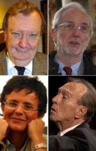 Rubbia, Piano, Cattaneo, Abbado, senatori a vita