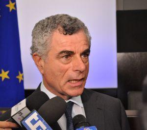Mauro Moretti, Amministratore Delegato di Ferrovie dello Stato