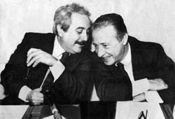 Giovanni Falcone e Paolo Borsellino